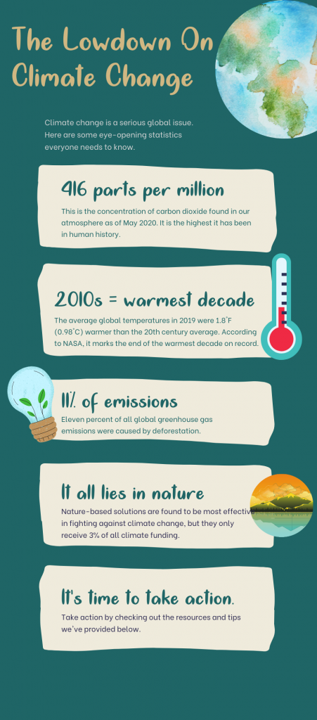 sustainability is the key to saving the earth. This image details some facts to show that the earth is in trouble.